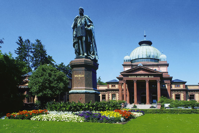 statue de l'Empereur Wihelm I