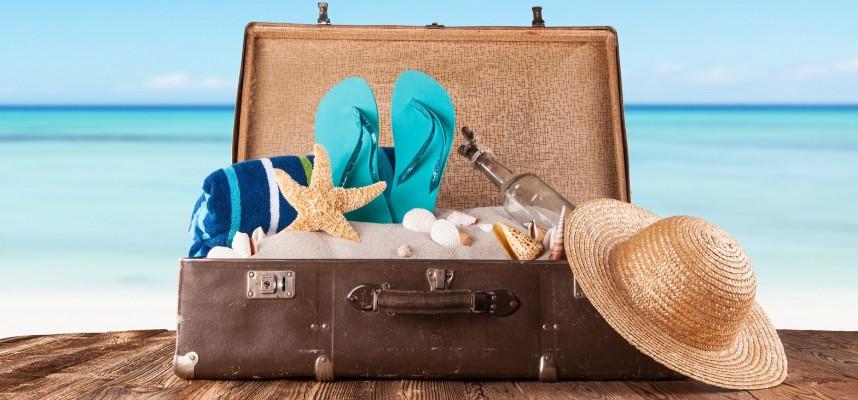 Bien préparer ses bagages pour les vacances à la mer