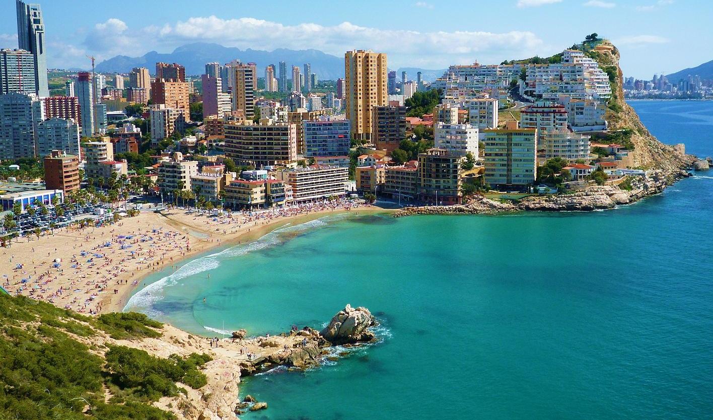 Les villes populaires d'Espagne